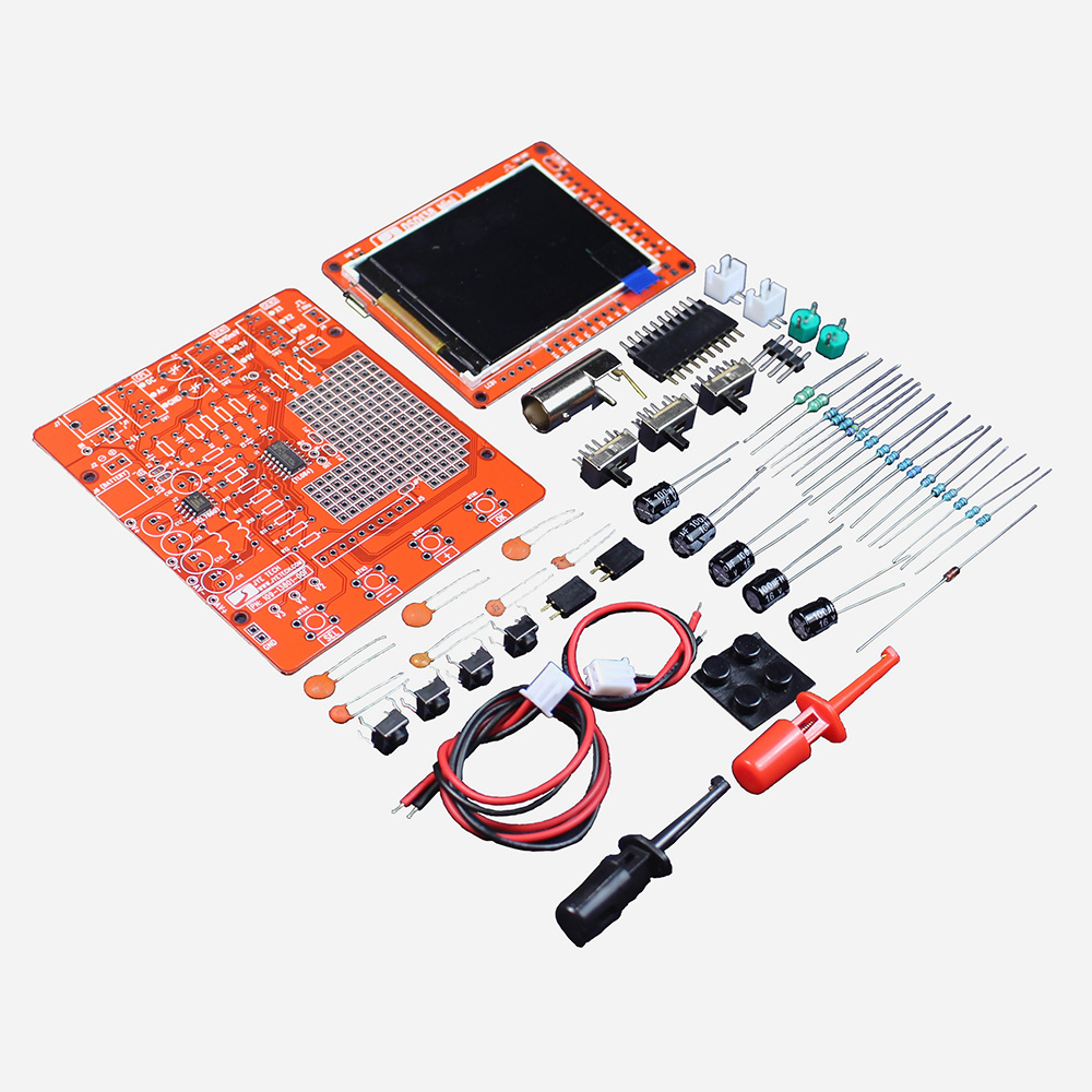 DSO138mini Oscilloscope DIY Kit | JYE Tech