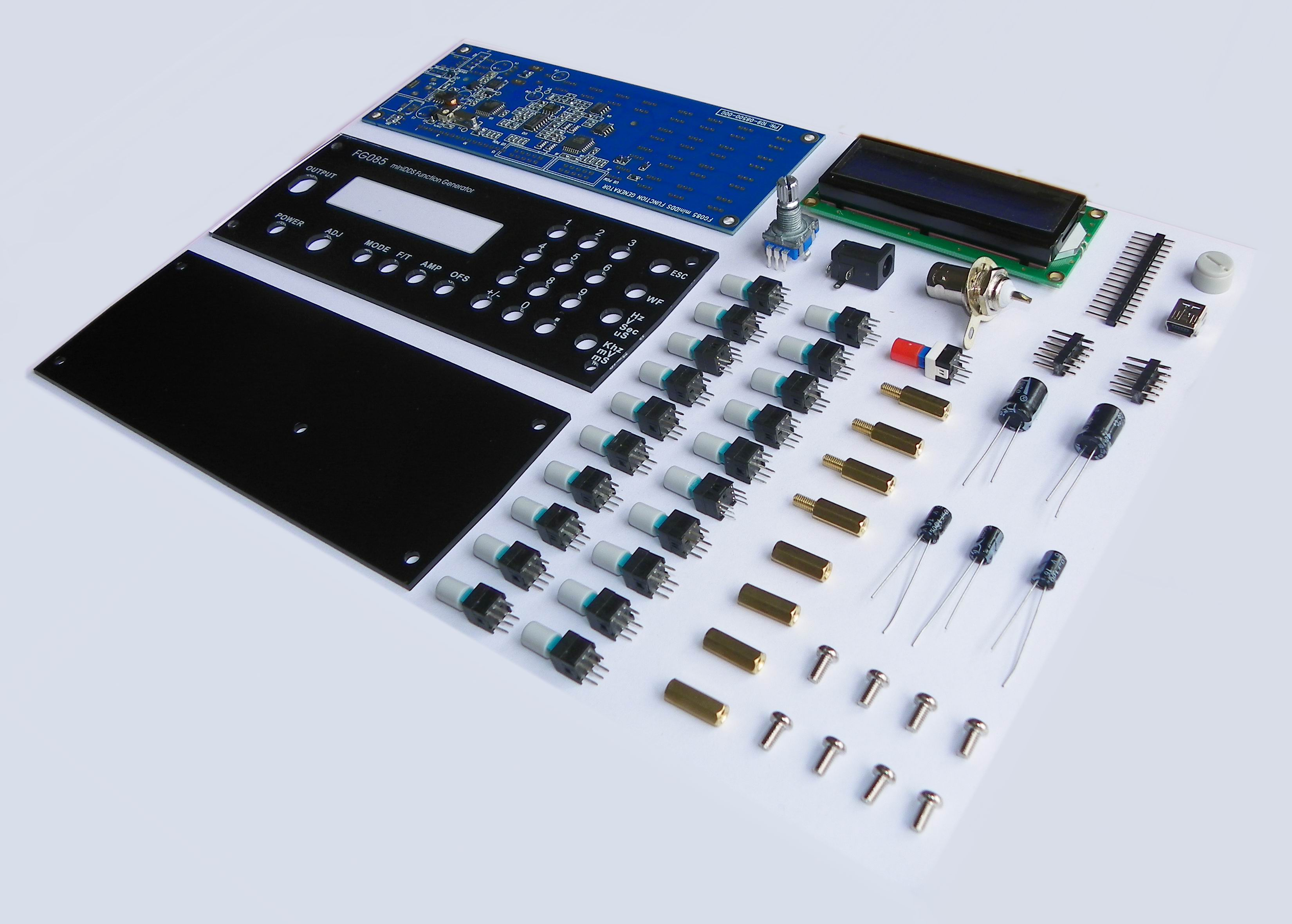 Jye Tech Diy Oscilloscopes Kits For Hobbyists Tri Waveform Generator