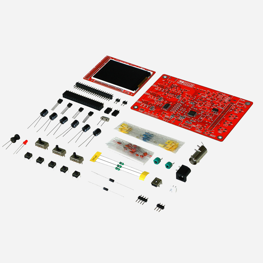 DSO 138 Oscilloscope DIY Kit